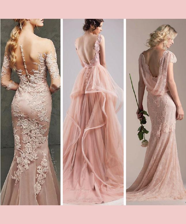 Vestido de Novia #RoseQuartz – Vessel Atelier